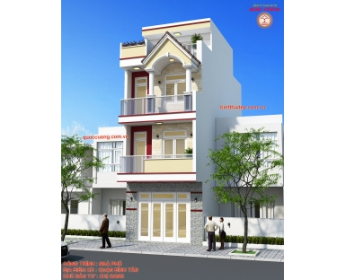 BEAUTIFUL HOUSE, HOUSE THREE FLOOR .  INVESTOR: CHI OANH