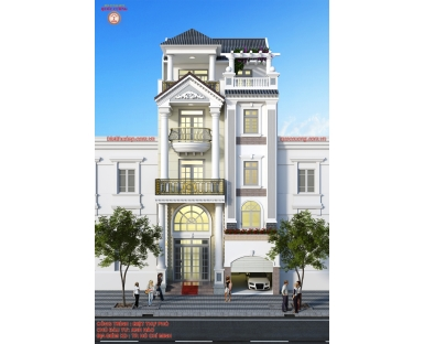 BEAUTIFUL HOUSE, HOUSE NEW CLASSIC THREE FLOOR .  INVESTOR: ANH HAO