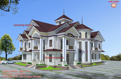BEAUTY VILLA BUILDING